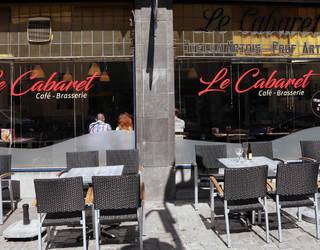 Le Cabaret - L'établissement